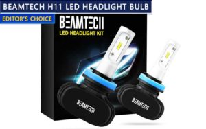 Beamtech H11 LED headlight bulb review