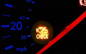 Causes Why Check Engine Light Turns On