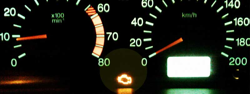 Check Engine Light On : All the Reasons Behind it and Solutions