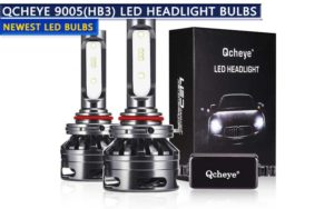 Qcheye 9005 (HB3) LED headlight bulbs