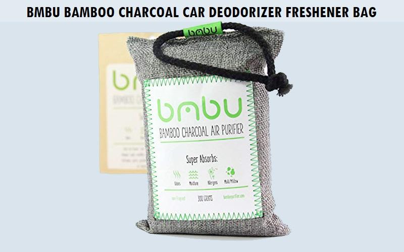 Bmbu Bamboo Charcoal Car deodorizer car freshener bag Review