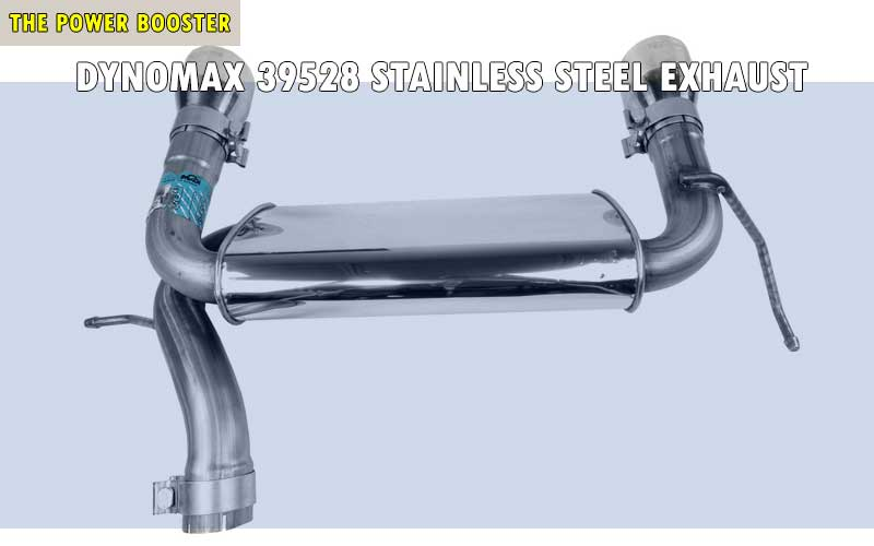 DynoMax 39528 Stainless Steel Exhaust  review