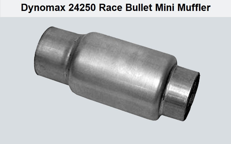 Dynomax 24250 Race Bullet Mini Muffler Review