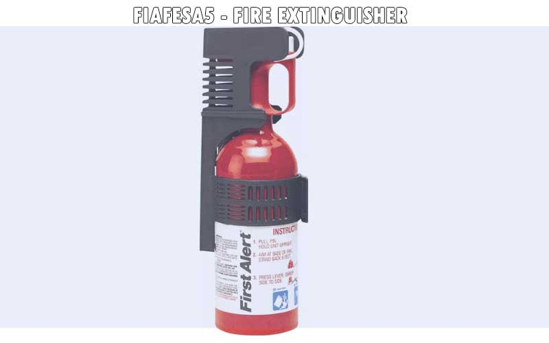 FIAFESA5 Fire Extinguisher review