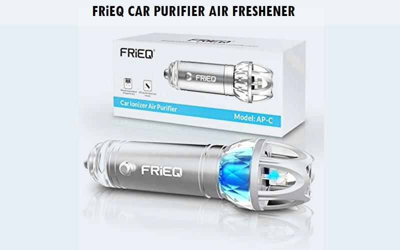 FRiEQ Car Purifier, Car Air Freshener Review