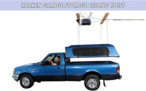 Harken Garage Storage Ceiling Hoist review