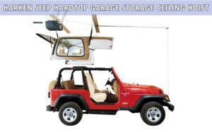 Harken JEEP Hardtop Ceiling Hoist review