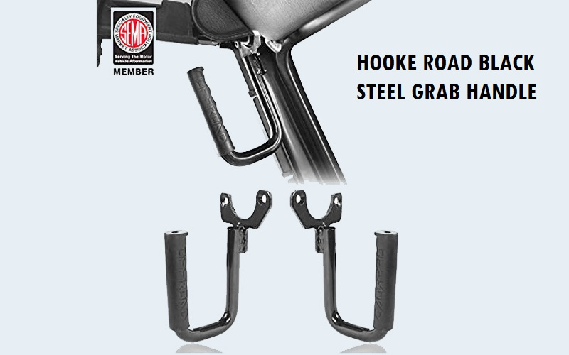 Hooke Road Black Steel Front Grab Handle Review