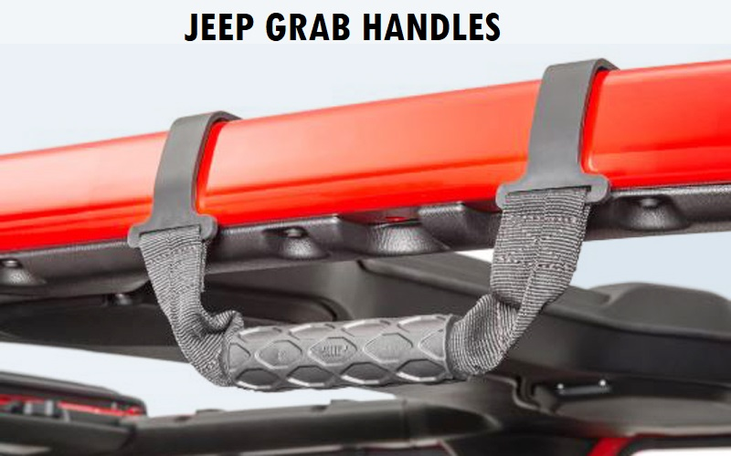 Jeep Grab Handles review
