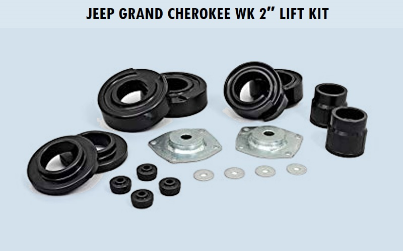 Jeep Grand Cherokee WK 2″ Lift Kit Review
