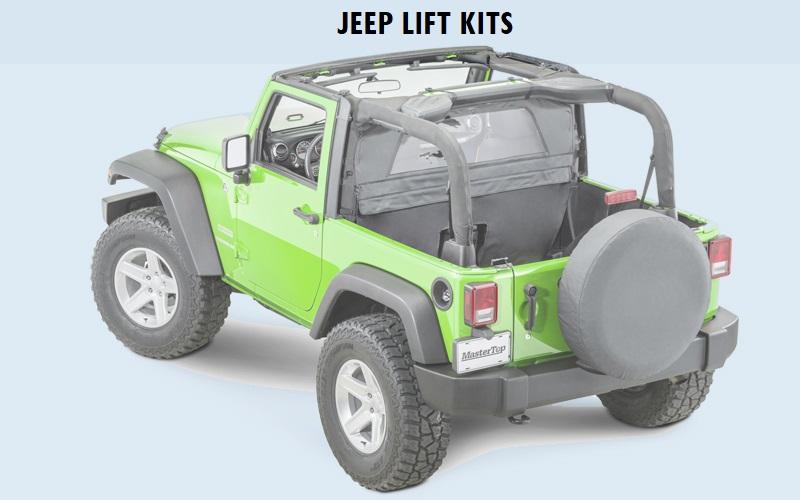 Jeep Lift Kits Review