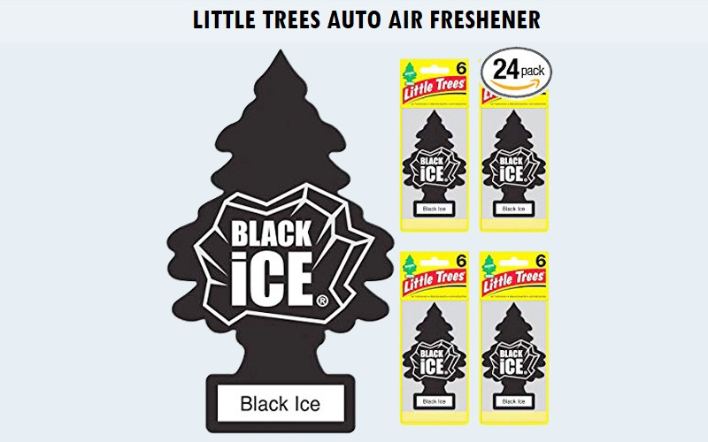 LITTLE TREES auto air freshener Review