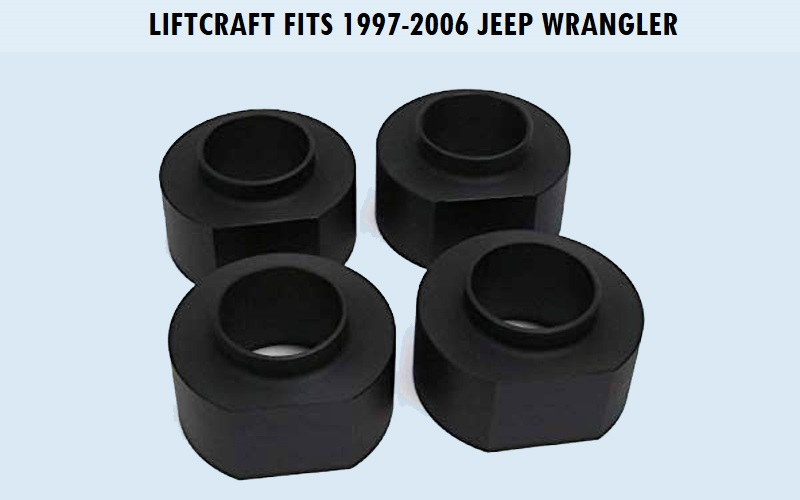 Liftcraft – Fits 1997-2006 JEEP Wrangler Review