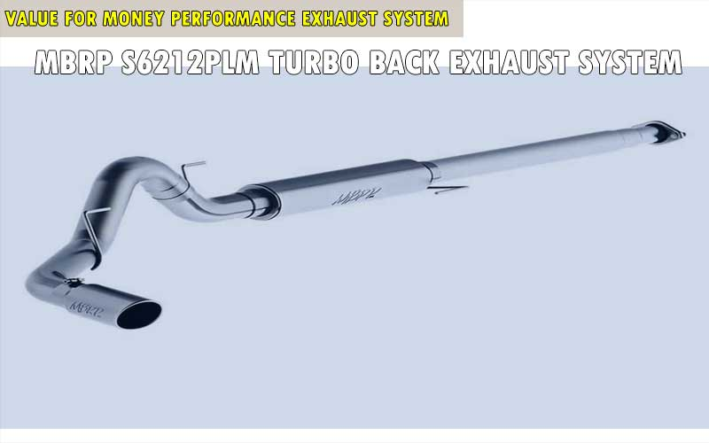 MBRP S6212PLM Turbo Back Exhaust System review