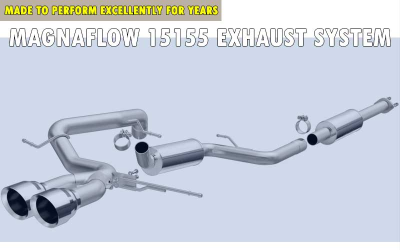 MagnaFlow 15155 Exhaust System review