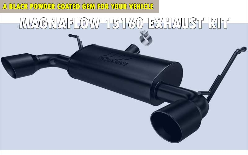 MagnaFlow 15160 Exhaust Kit review