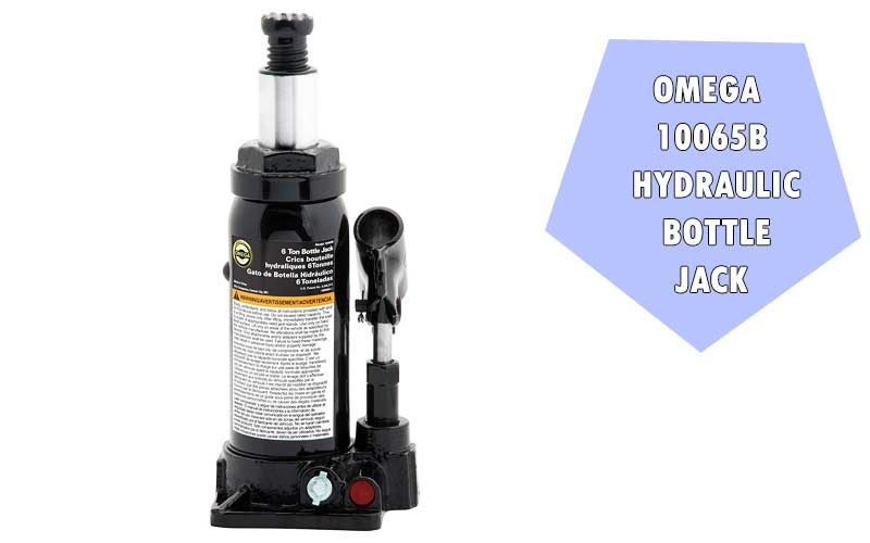Omega 10065B Black Hydraulic Bottle Jack review