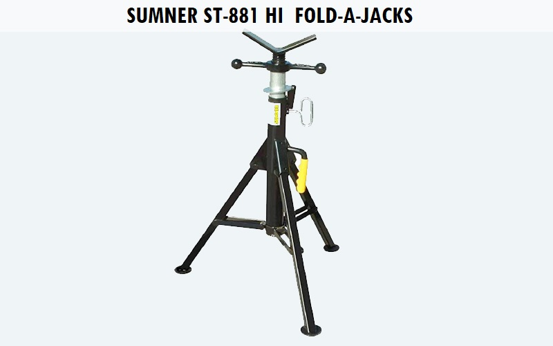 Sumner ST-881 Hi Fold-A-Jacks Review
