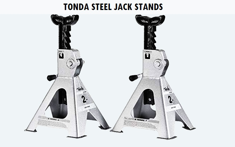 TONDA Steel Jack Stands Review