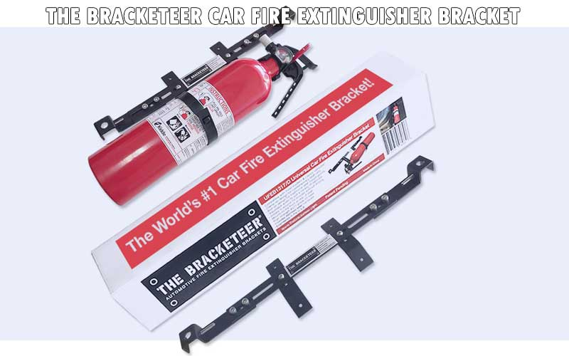The Bracketeer Car Fire Extinguisher Bracket review