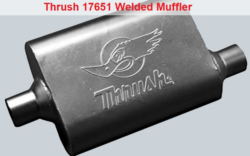 Thrush 17651 Welded Muffler Review