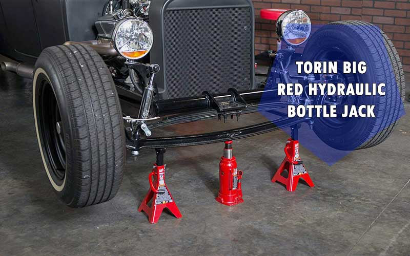 Torin Big Red Hydraulic Bottle Jack review