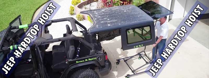 Best Jeep Hardtop Hoist (Review) 2020 – Complete Guide & Top Picks