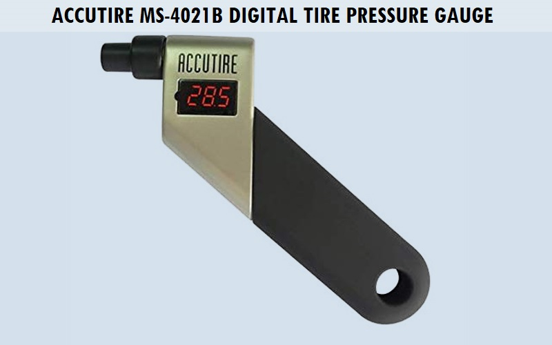 Accutire MS-4021B Digital Tire Pressure Gauge Review