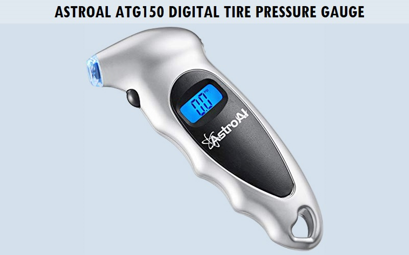 AstroAI ATG150 Digital Tire Pressure Review