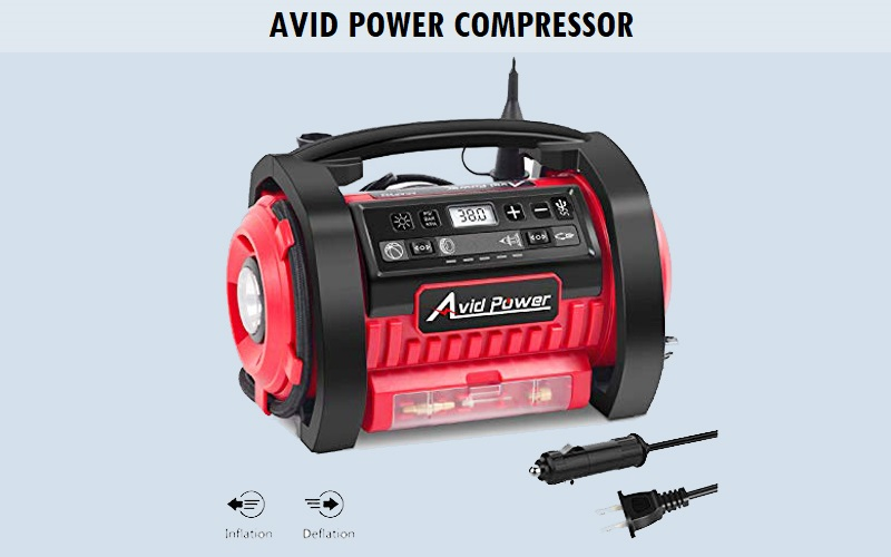 Avid Power Compressor Review