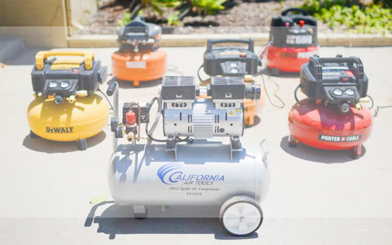 Best portable air compressor review