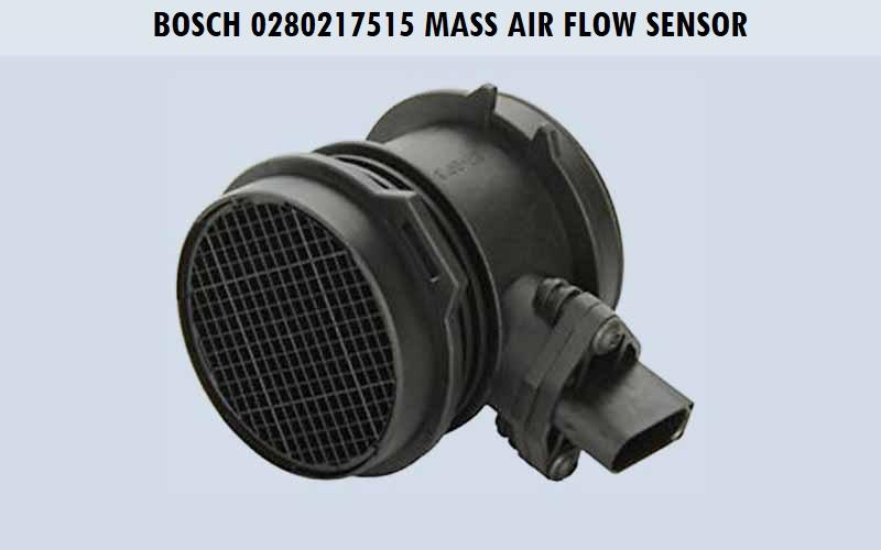 Bosch Original Equipment 0280217515 Mass Air Flow Sensor Review