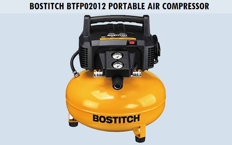 Bostitch BTFP02012 Portable Air Compressor Review