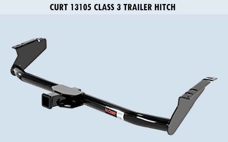 CURT 13105 Class 3 Trailer Hitch Review
