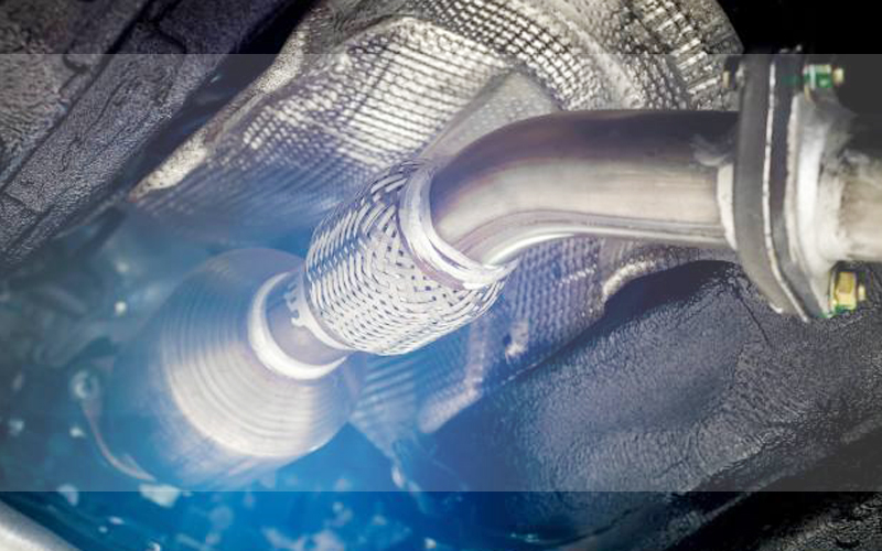 Catalytic Converter last for
