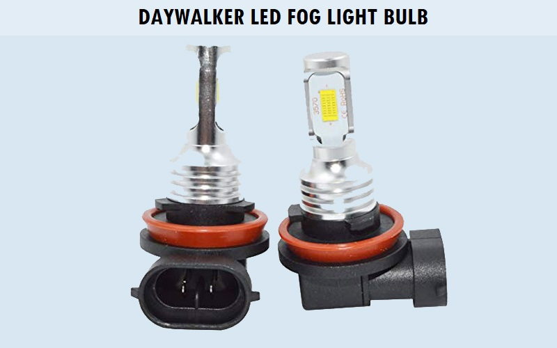 DAYWALKER LED Fog Light Bulb Review