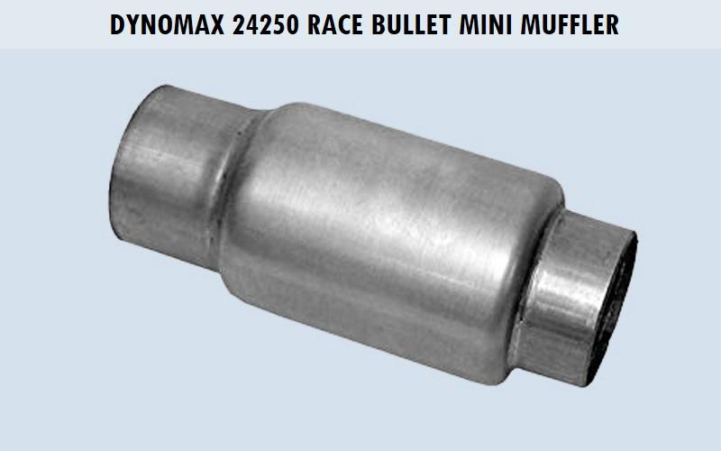 Dynomax 24250 Race Bullet Mini Muffler Review