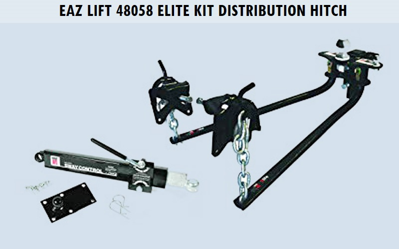 EAZ LIFT 48058 Elite Kit Distribution Hitch Review