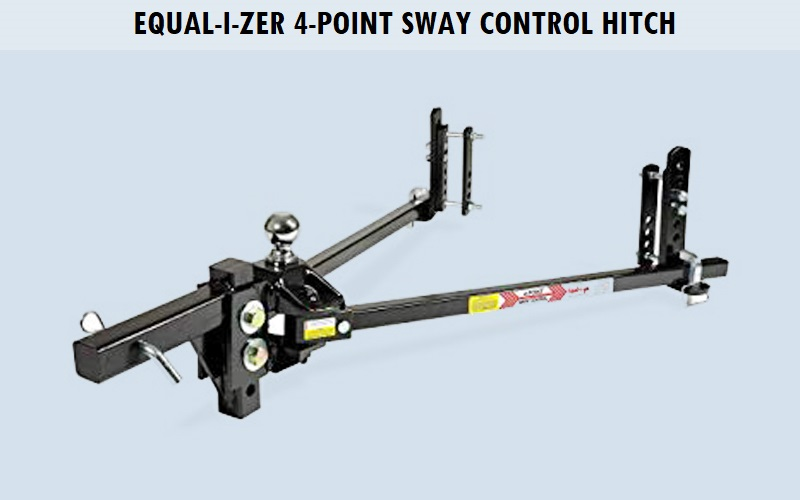 Equal-i-zer 4-point Sway Control Hitch Review