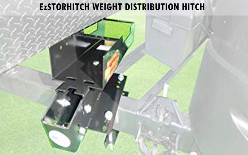 EzStorHitch Weight Distribution Hitch Review