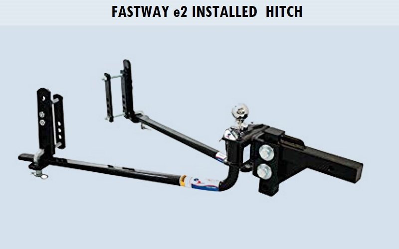 Fastway e2 INSTALLED HITCH Review