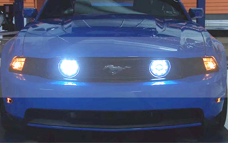 Fog Lights Review