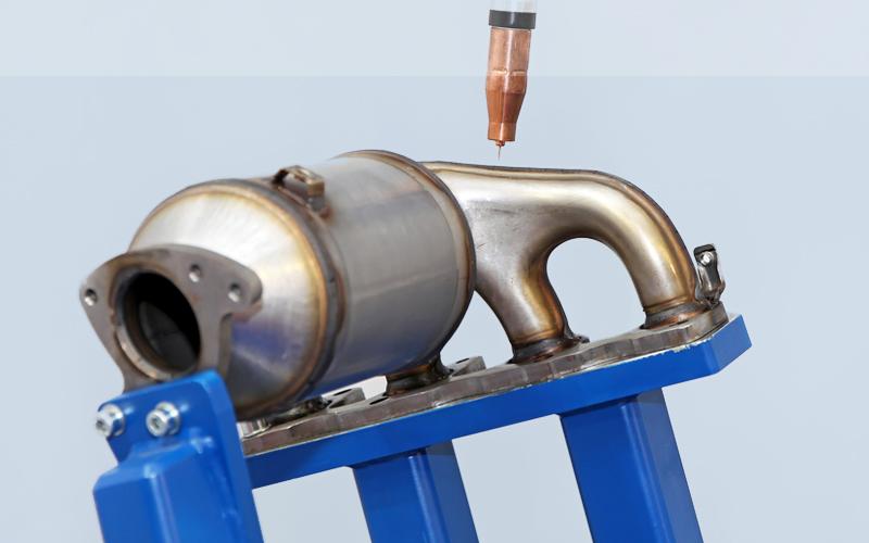 Hints SBF Catalytic converter