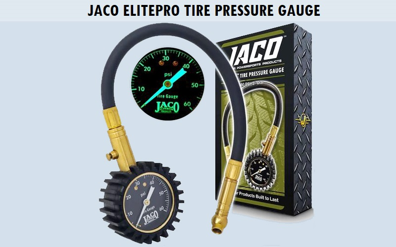Jaco ElitePro Tire Pressure Gauge Review