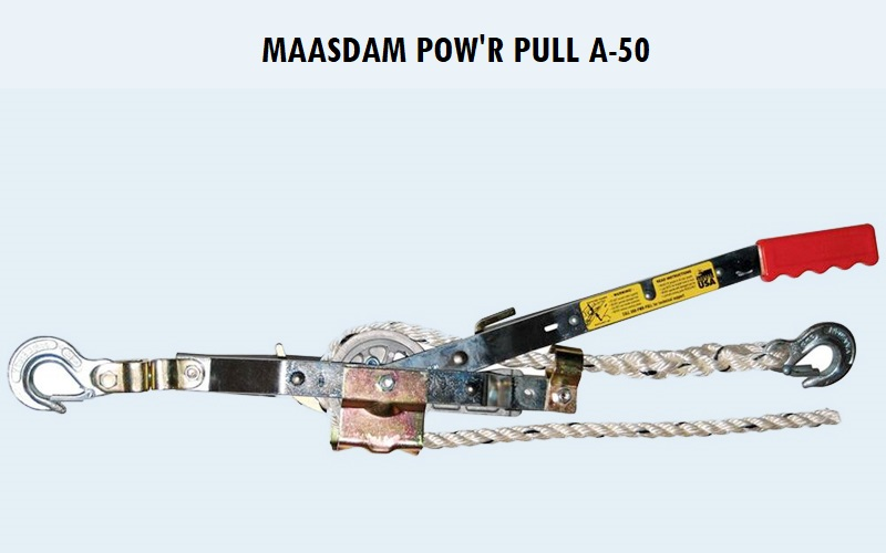 Maasdam Pow'R Pull A-50 Review