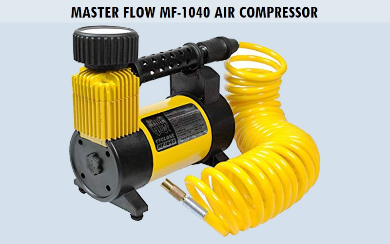 Master Flow MF-1040 Air Compressor Review