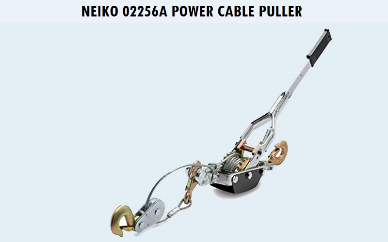 Neiko 02256A Power Cable Puller Review