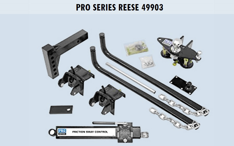 Pro Series Reese 49903 Review