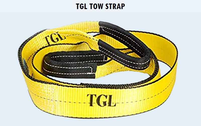 TGL Tow Strap Review