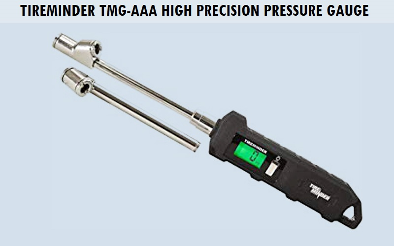TireMinder TMG-AAA High Precision Tire Pressure Gauge Review